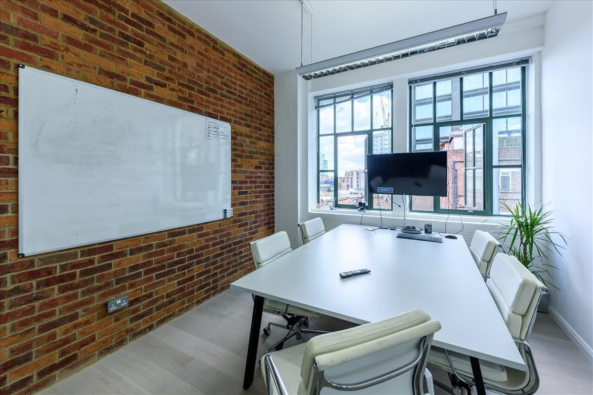 9 Curtain Road Office Space