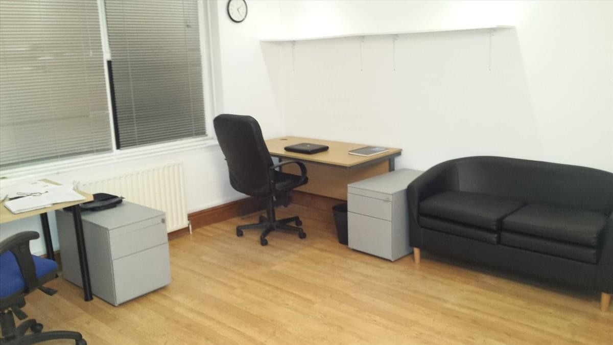 The Coach House Office Space