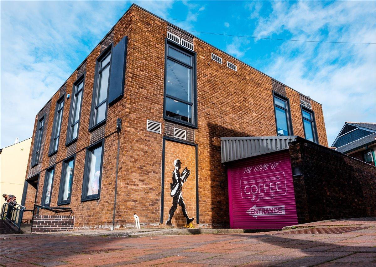 5 Abbey Street Office Space