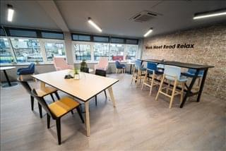 Gable House Office Space - W4 1QP