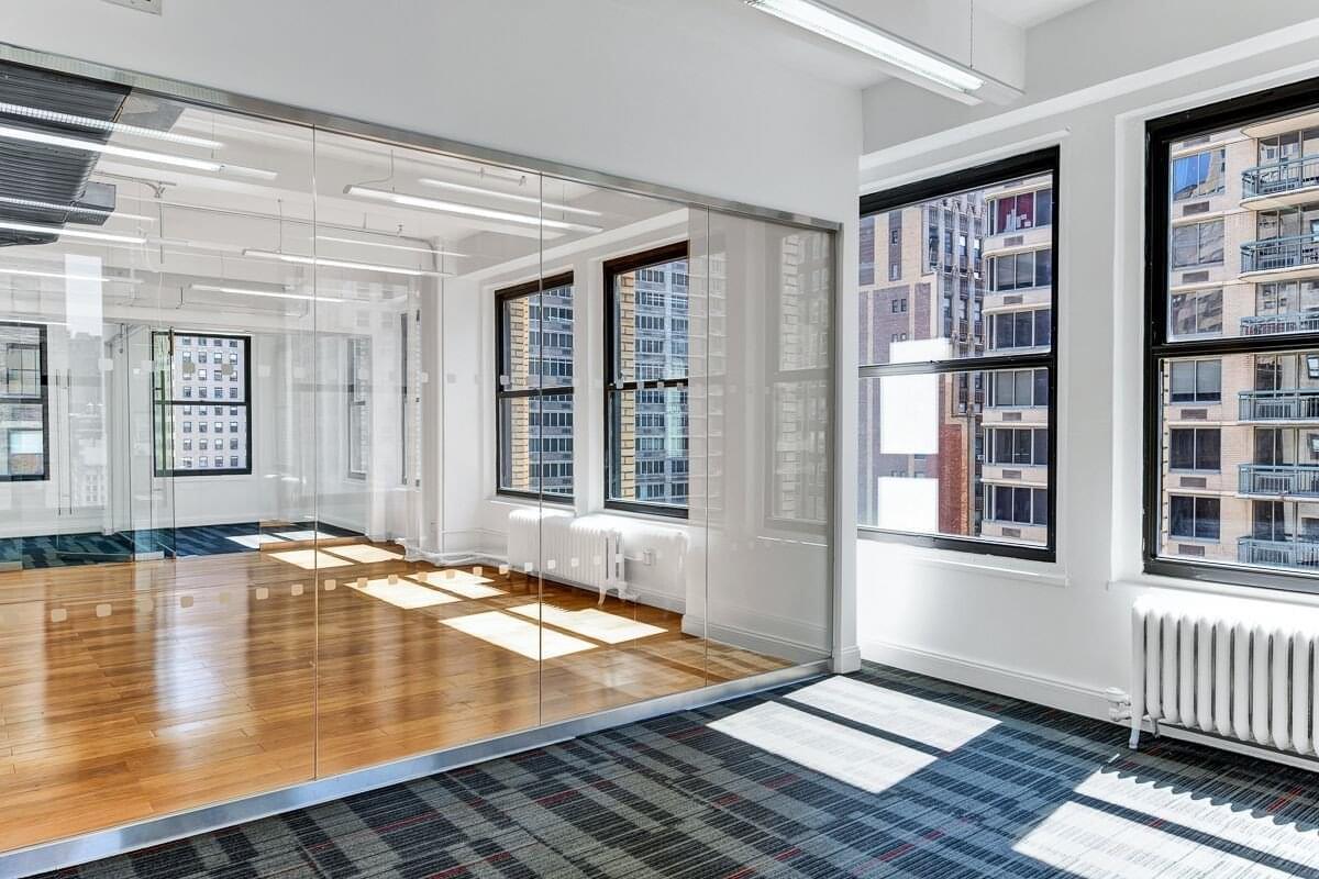 8 Kean Street Office Space