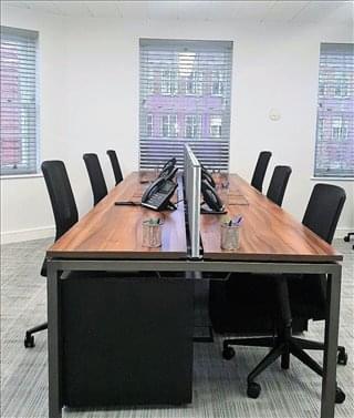 2 Allen Street Office Space - W8 6BH