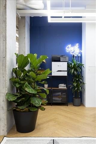 7 Wharf Studios Office Space - N1 7GR