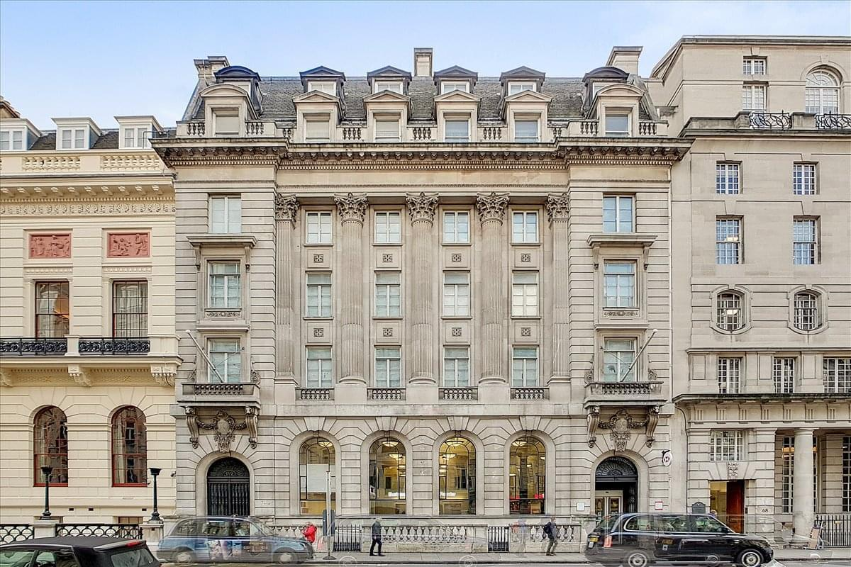 70 Pall Mall Office Space