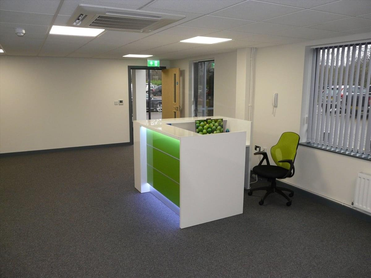Clover House Office Space