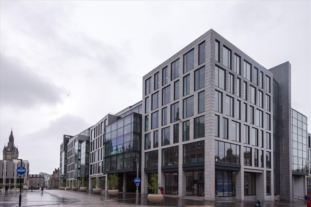 1 Marischal Square Office Space