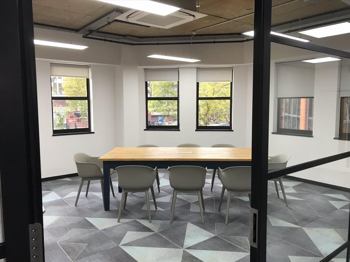 The Quorum Office Space