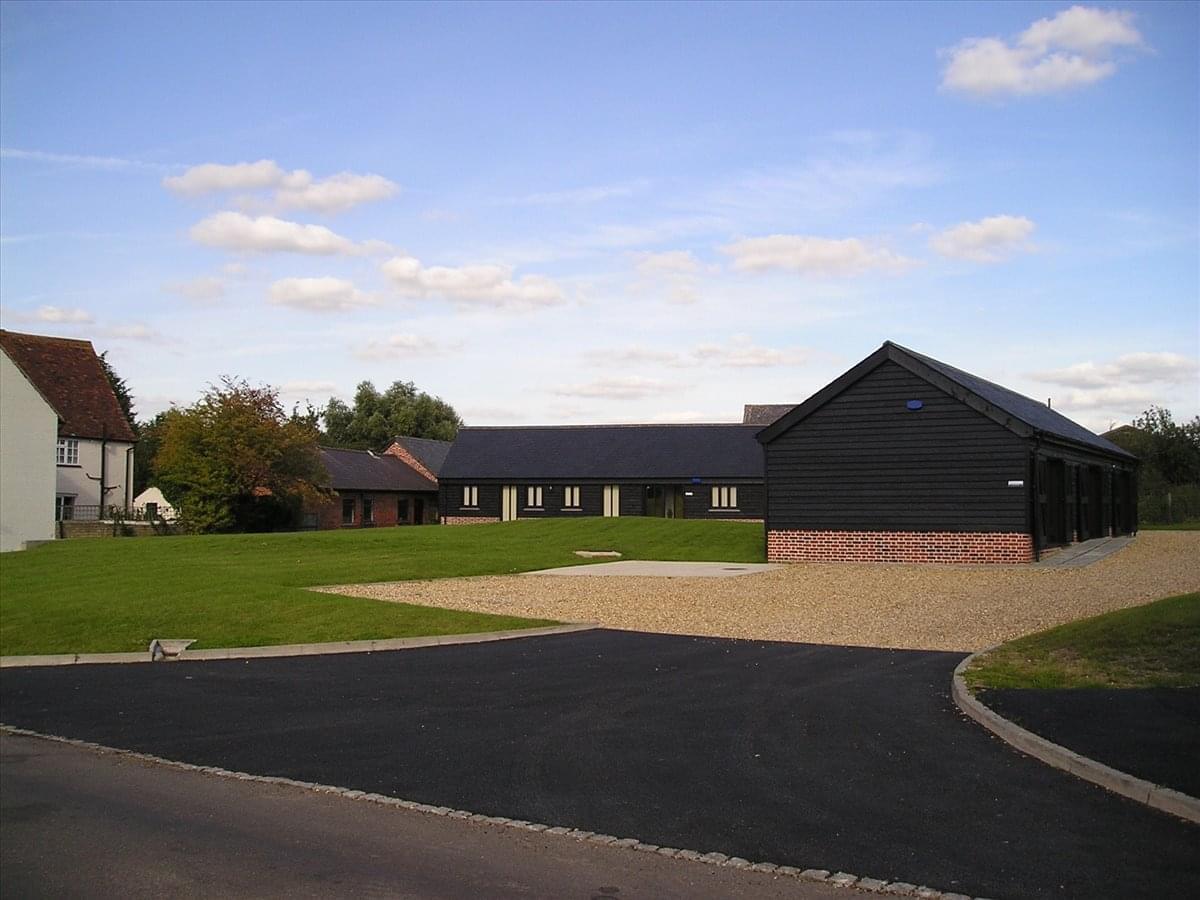 Upton End Farm Business Park Office Space