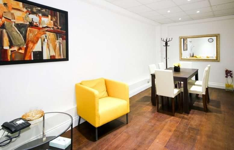 1-7 Harley Street Office Space