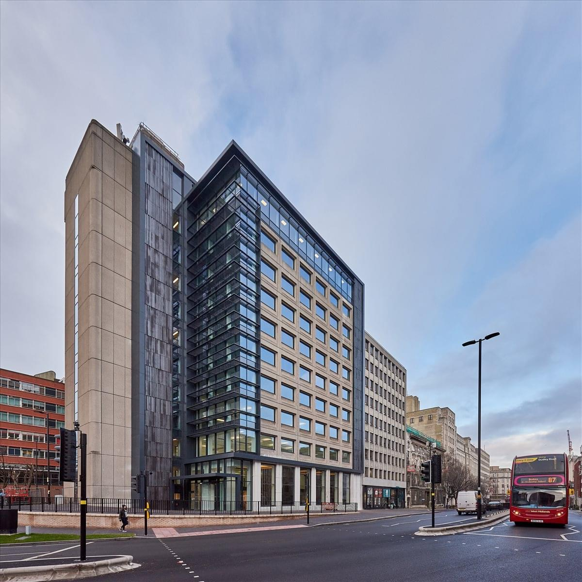 156 Great Charles Street Office Space