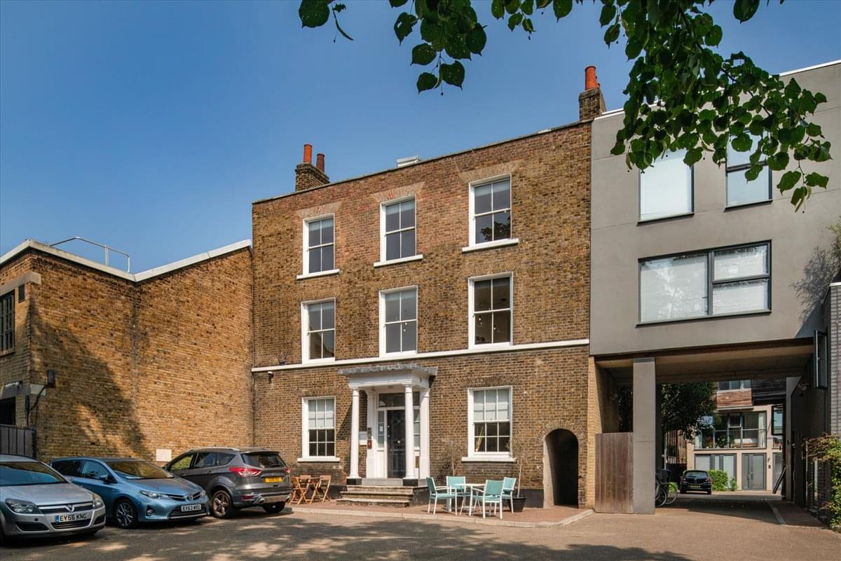 57 Dalston Lane Office Space