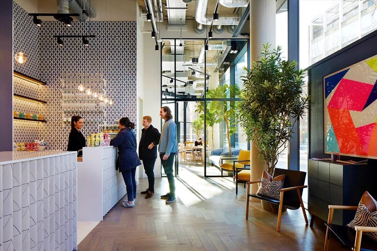 241 & 251 Southwark Bridge Road Office Space