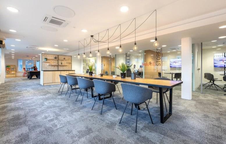 1 Finsbury Market Office Space