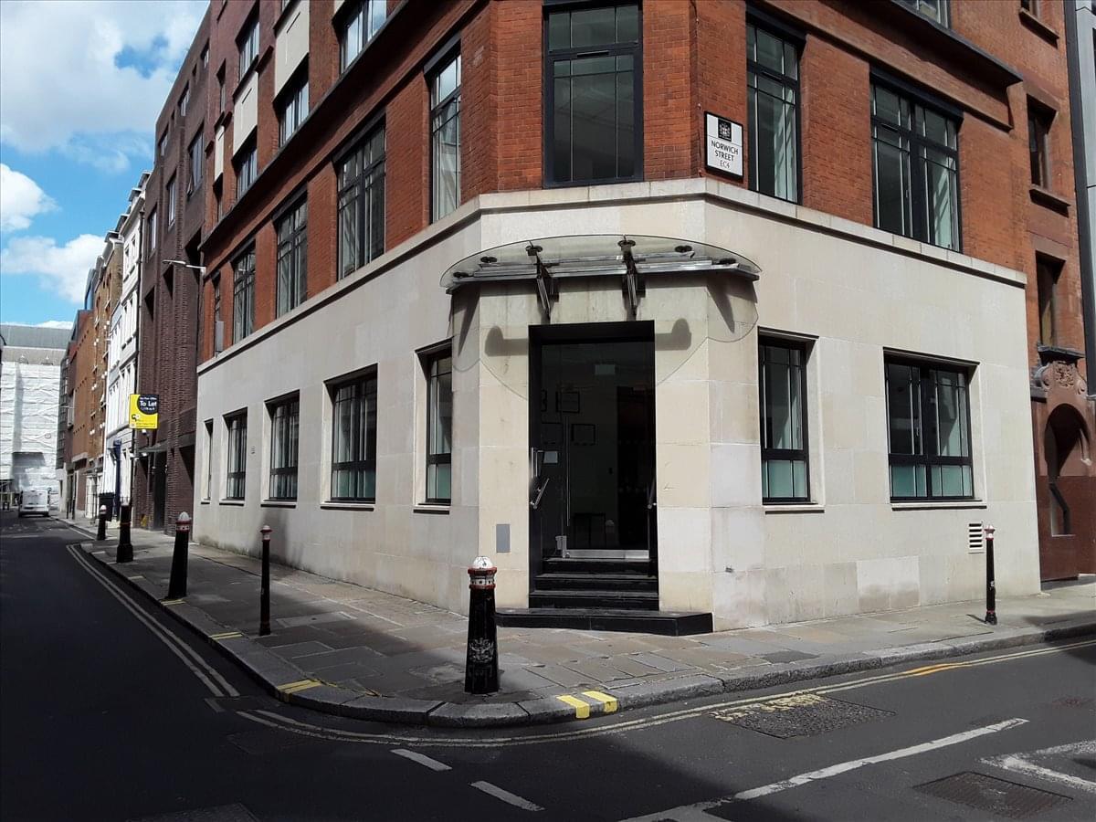 27 Furnival Street Office Space