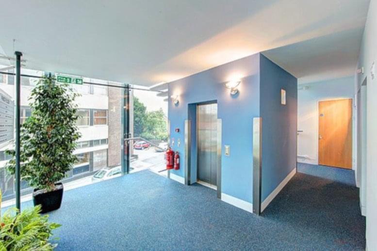 The Atrium Office Space