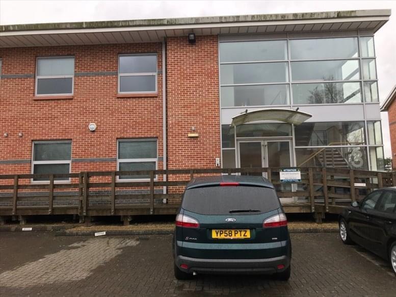 Millars Brook Business Park Office Space