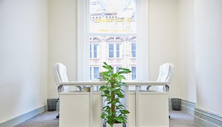 26 Mosley Street Office Space