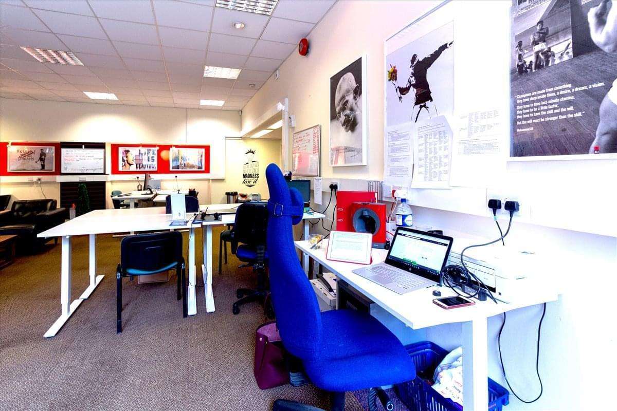 The Workary Brompton Office Space