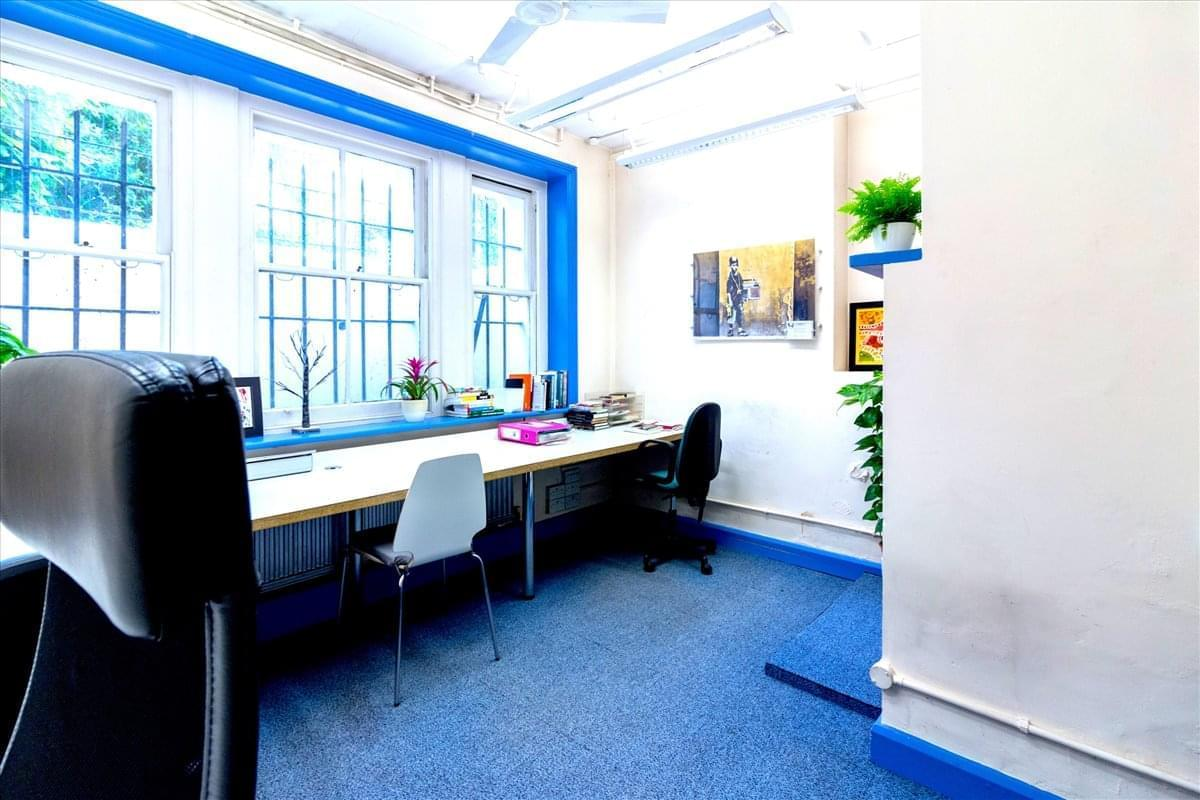 The Workary Notting Hill Office Space