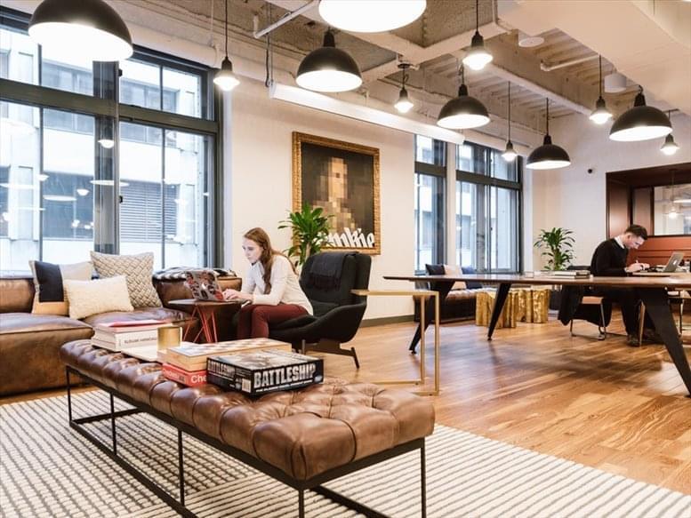 1 Lloyd's Avenue Office Space