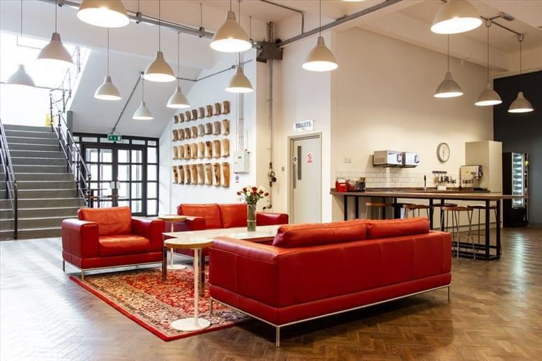 Thames Enterprise Centre Office Space