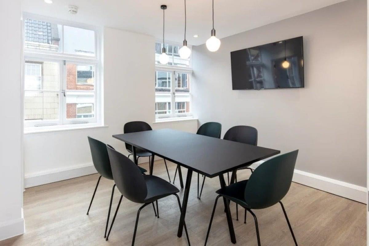 9-11 Broadwick Street Office Space