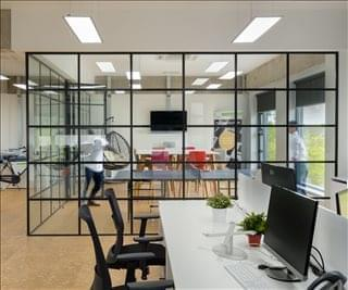 Witan Studios Office Space - MK9 1EJ