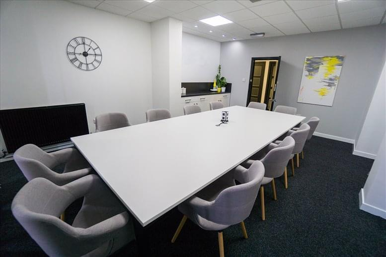 Clyde Business Village Office Space