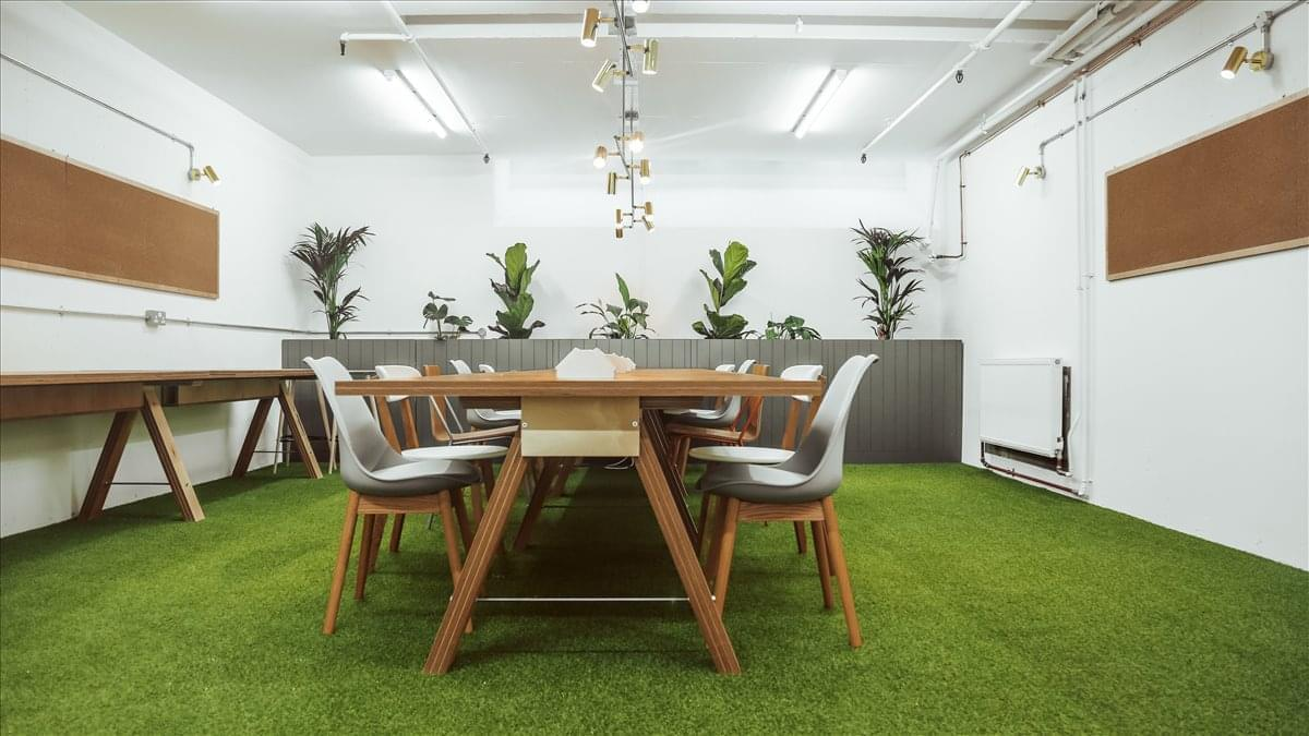 95 Middlesex Street Office Space