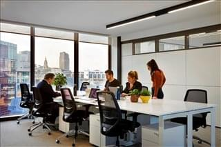 Arnold House Office Space - EC2A 3EJ
