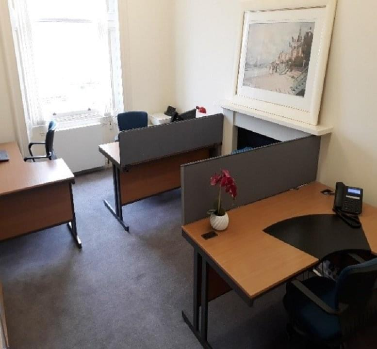 28 Drumsheugh Gardens Office Space