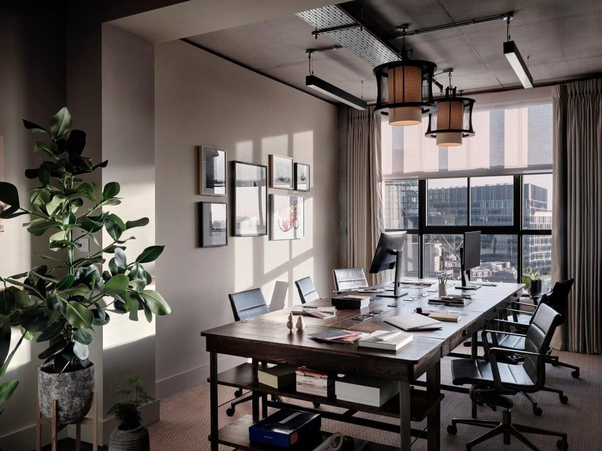 32 Blackfriars Road Office Space