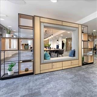 18 Farringdon Lane Office Space - EC1R 3AH