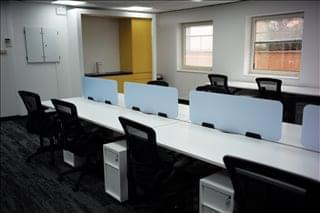 217 Marsh Wall Office Space - E14 9FJ