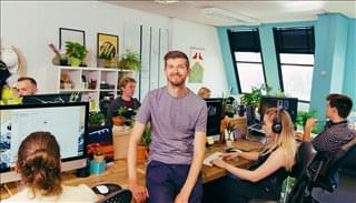 Fuel Studios Office Space - NR2 1DX