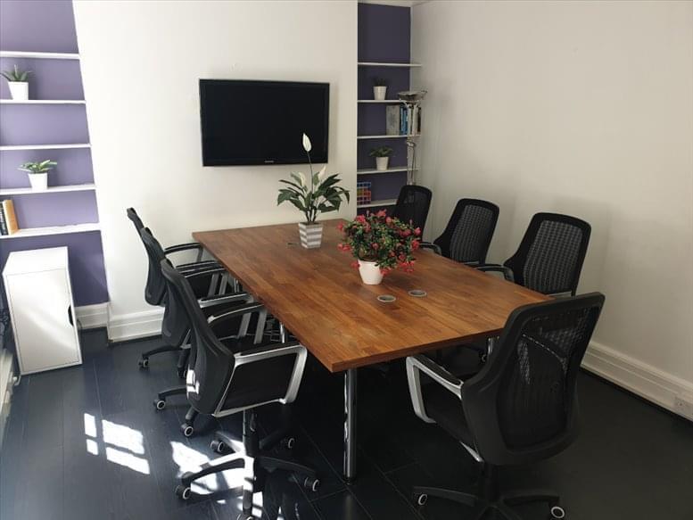 13-14 Archer Street Office Space