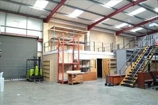 Telford Place Office Space - RH101SY