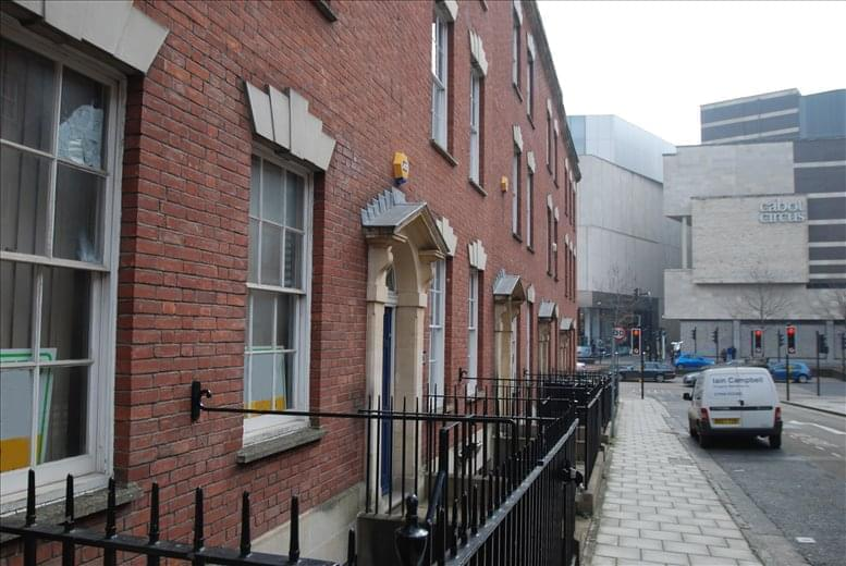 5-6 Pritchard Street Office Space
