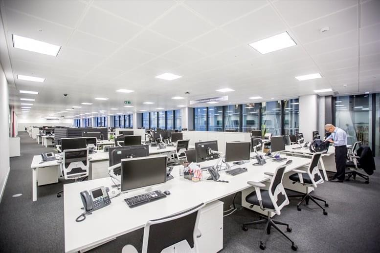 The Walbrook Building Office Space