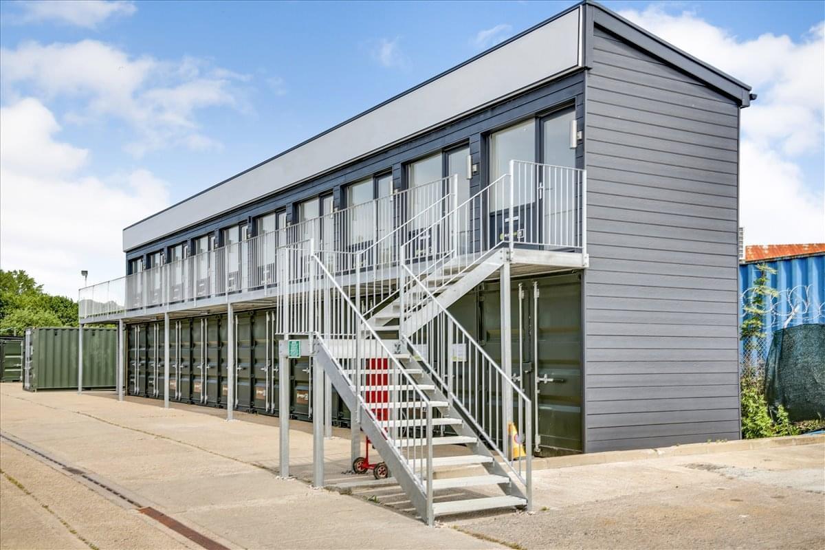 Deal Enterprise Centre Office Space