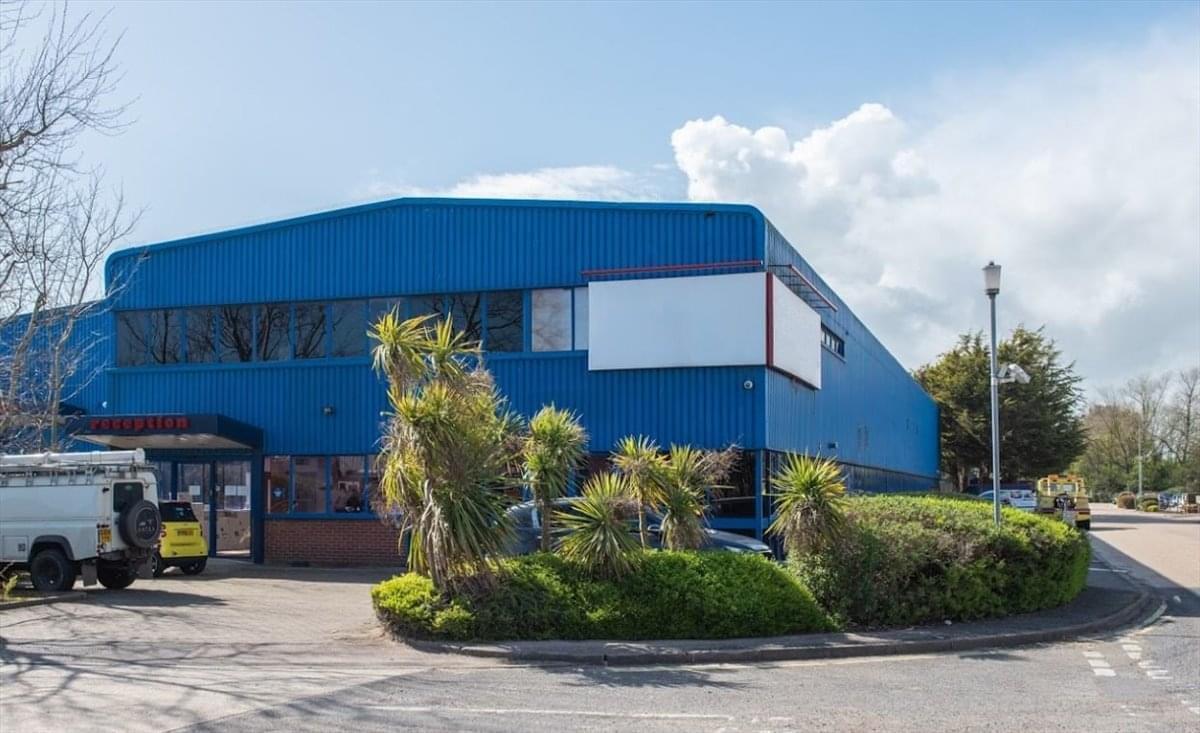 Riverside Industrial Estate Office Space