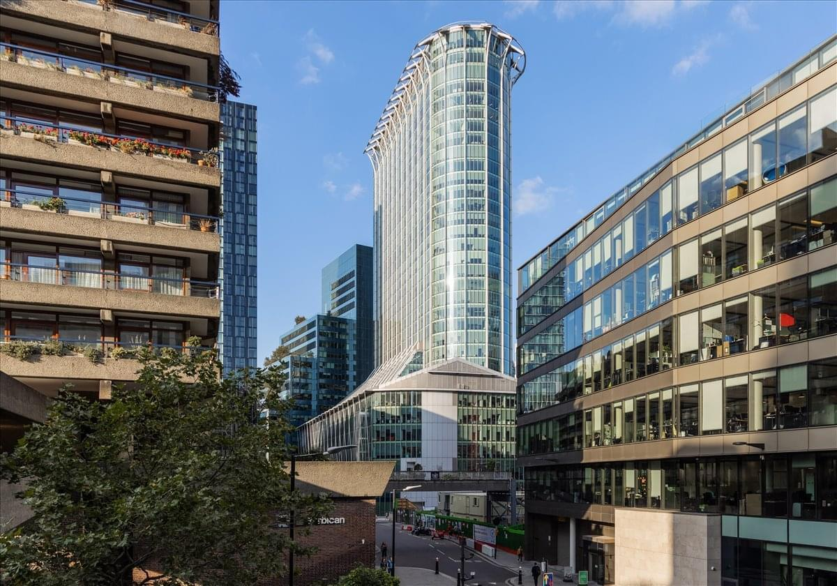 1 Ropemaker Street Office Space