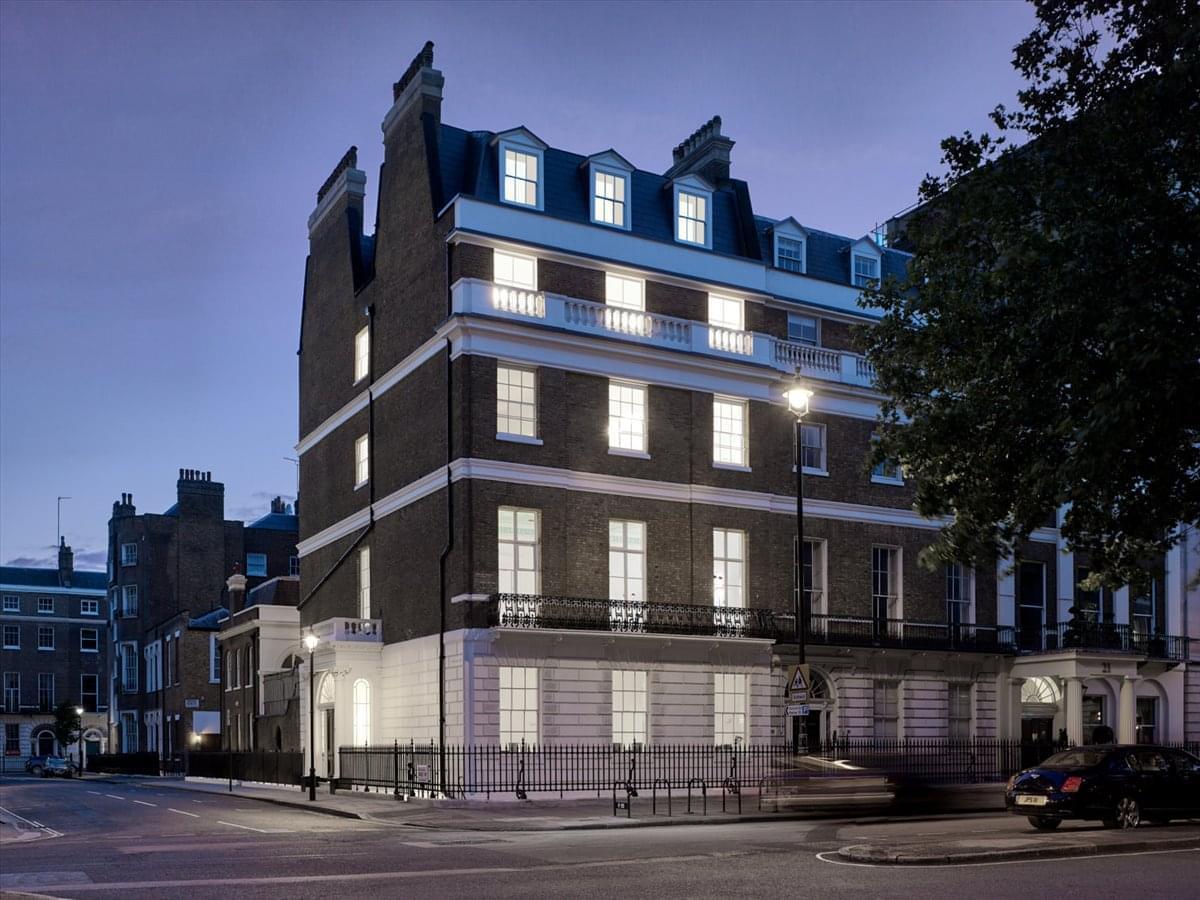 17 Portland Place Office Space