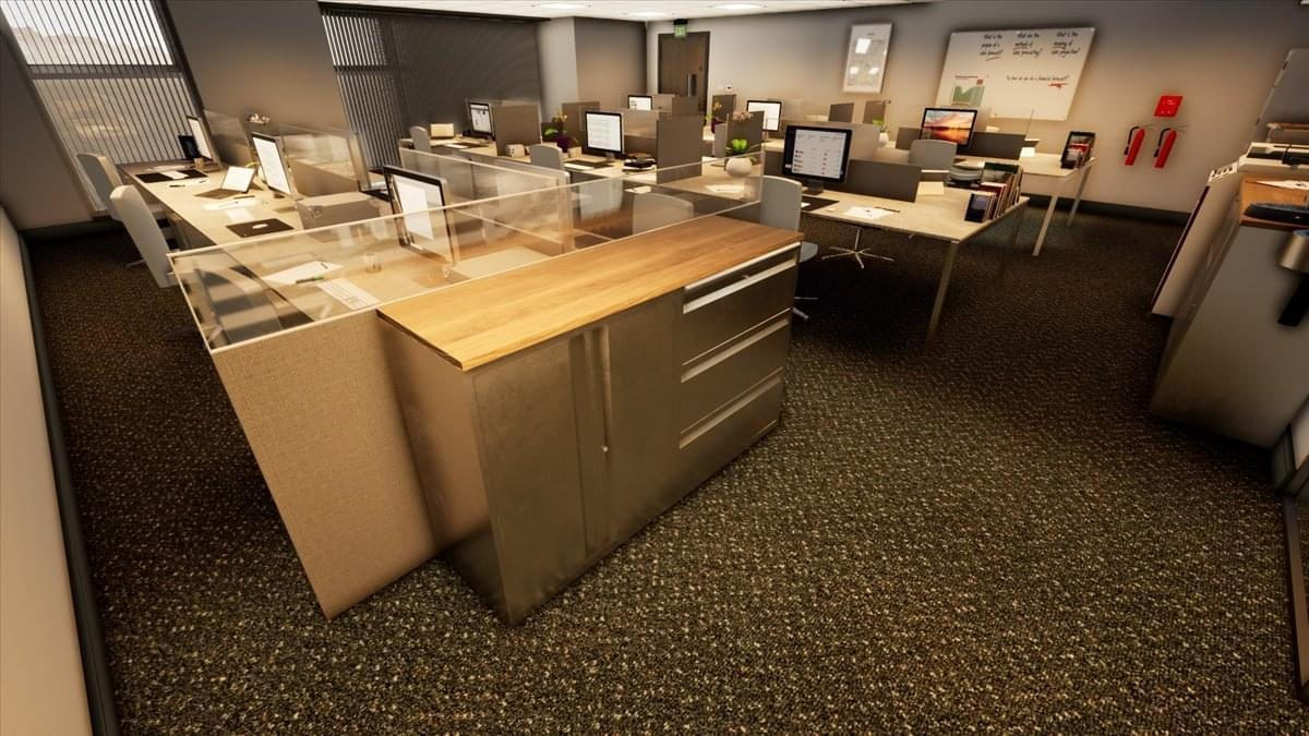 Handwell House Office Space
