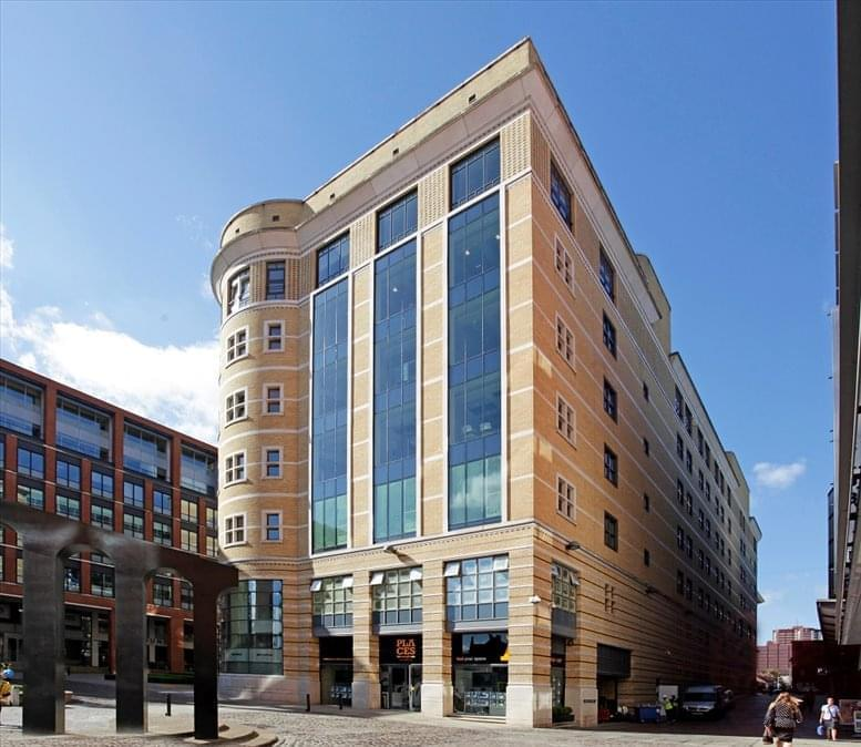 5 Brindley Place Office Space