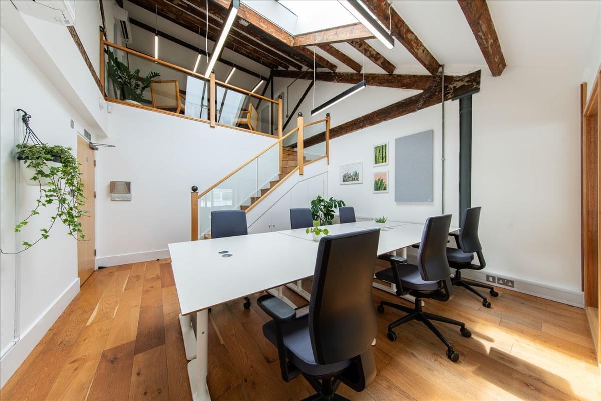 27 Corsham Street Office Space