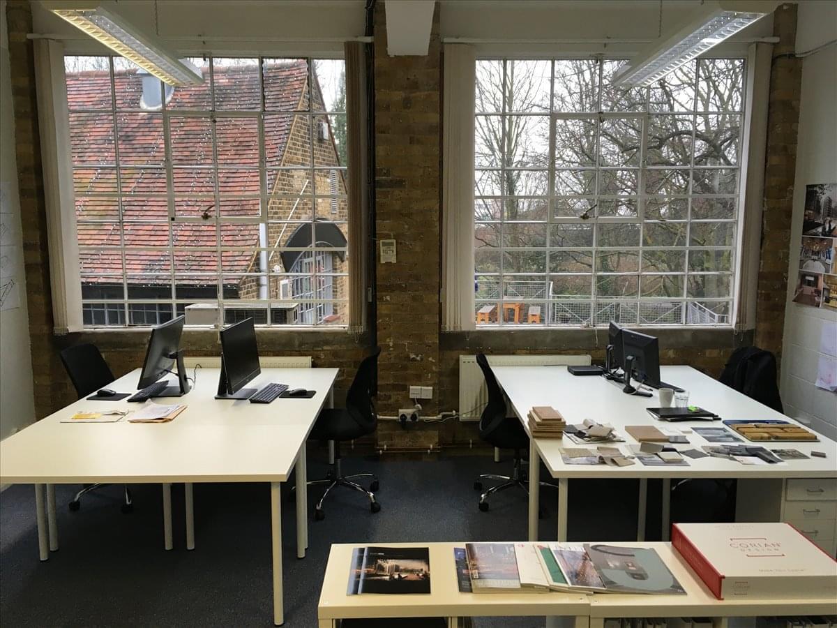 Merton Abbey Mills Office Space