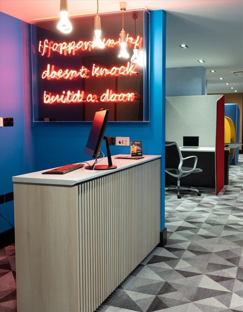 Tempus Ten Office Space