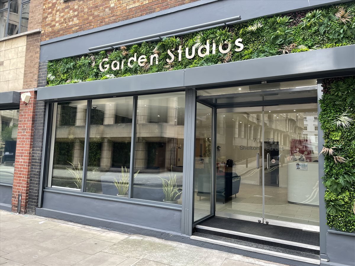 Garden Studios Office Space