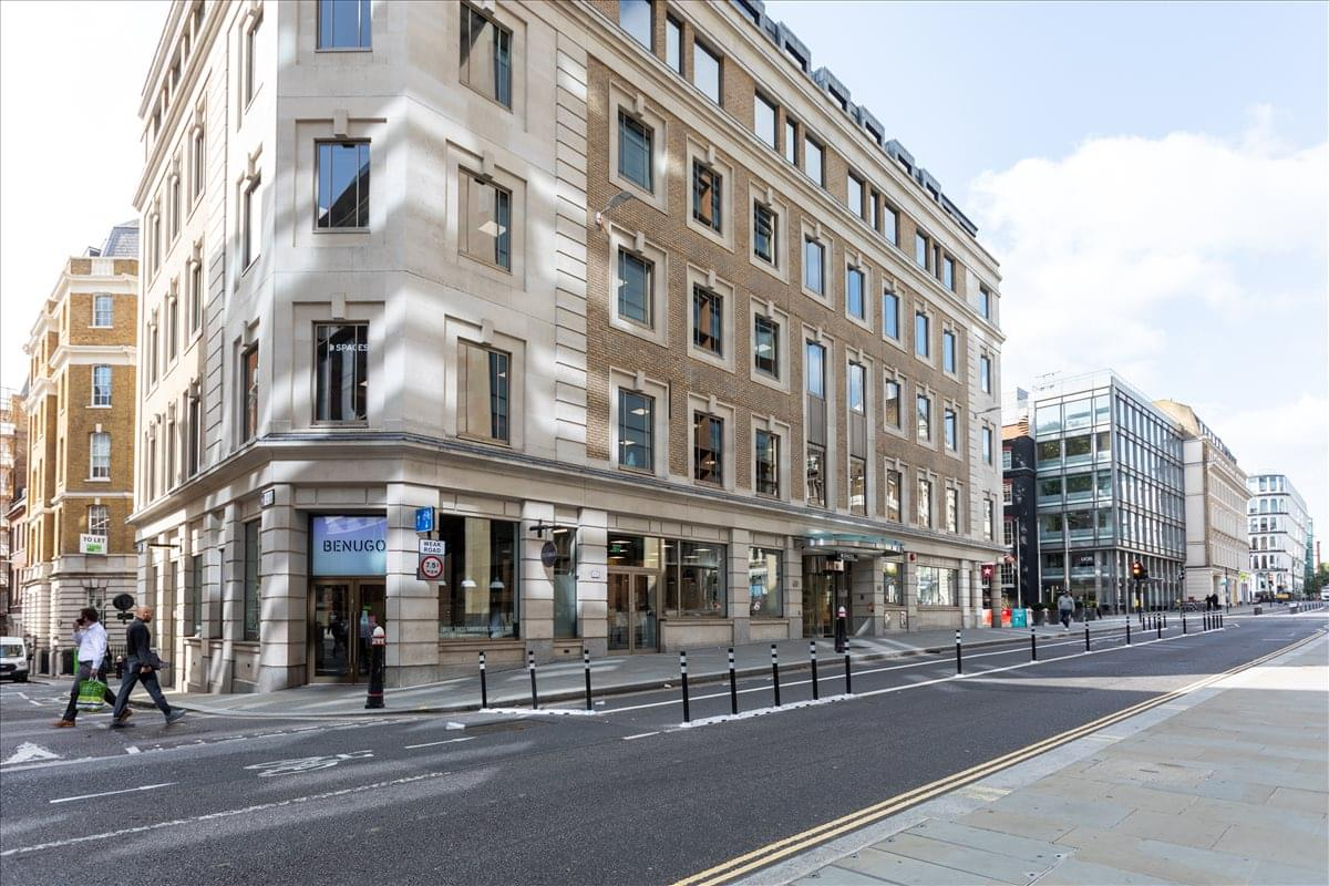 60 Cannon Street Office Space